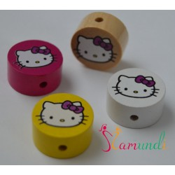 "Motivperle ""Hello Kitty"""